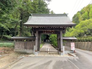 大泉寺 惣門