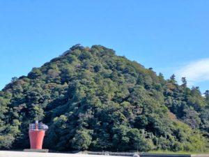 十神山(望遠)