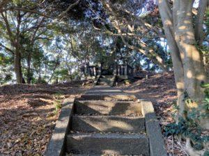 三浦義同(三浦道寸)公の供養墓