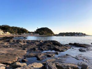 新井浜 海水浴場