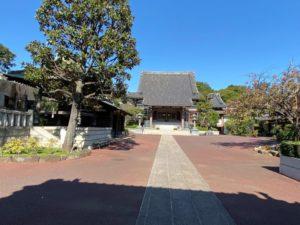 本覺寺 境内