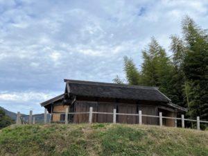 花ノ壇・復元建物