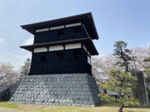 駿河・田中城 本丸櫓