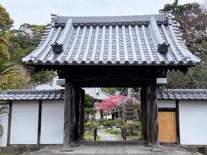 能満寺(門)