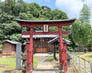 石戸神社(埼玉県北本市)