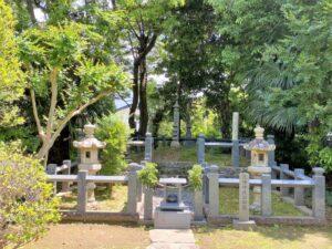 北条時政公 墓所