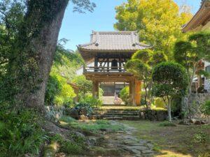 高源寺 鐘楼門