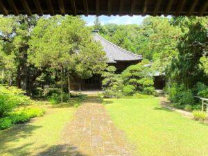寿福寺 境内 北条政子
