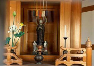 木造地蔵尊 岩船地蔵堂(鎌倉市扇ケ谷(亀ヶ谷)