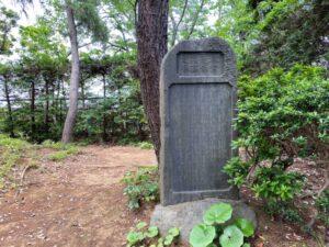 源(木曽)義高 石碑
