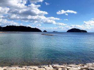 瀬戸内海(周防大島)