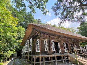 杉本寺 本堂(観音堂)