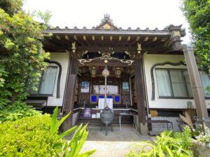 常栄寺 本堂