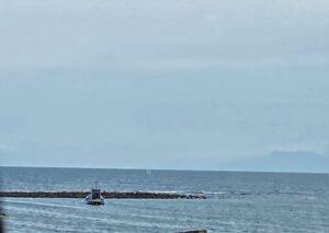 和賀江島の港