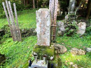 渋沢平九郎の墓