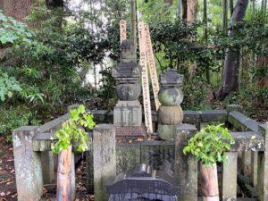 阿野全成と阿野時元の墓