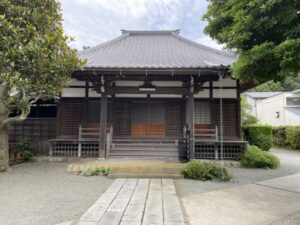 実相寺(鎌倉) 本堂
