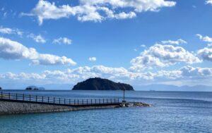 周防大島からの瀬戸内海
