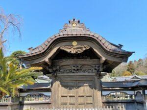 中雀門 遊行寺