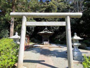 宇賀神社 遊行寺