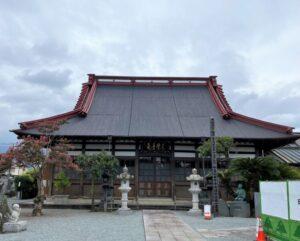 善栄寺 本堂