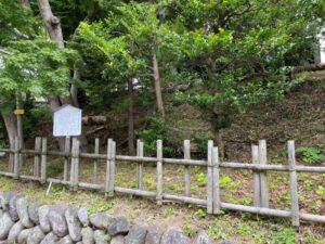 山下長者屋敷跡(住吉要害)
