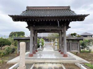 天徳寺(真田の郷)