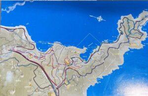 真鶴町 地図