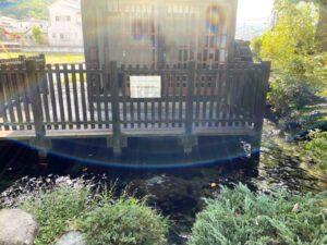 水車小屋と荻窪用水路